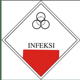 Simbol Limbah Infeksius