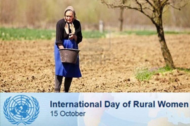 15 Οκτωβρίου: Παγκόσμια Ημέρα της Αγρότισσας