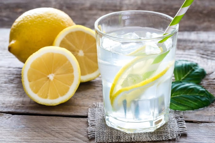 Limonlu Suyla Zayıflayın