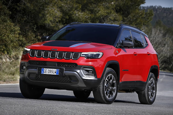Novo Jeep Compass Trailhawk 2022 Híbrido Plug-in: fotos, preço, consumo e detalhes