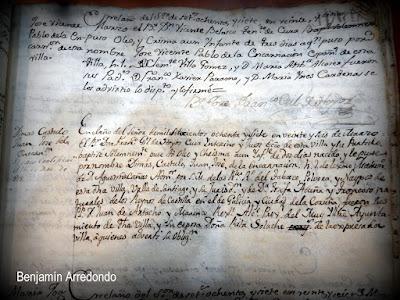 La interesante y cruel historia de don Agustín Cañas, Adm.or por S.M. de las R.les A.l en Salamanca. Noticias en tiempo real