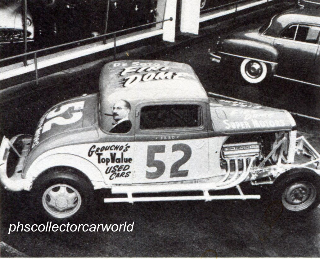 Lost Star Cars: Groucho\'s Desotos ( and \'32 DeSoto street rod ...
