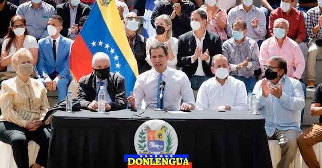 Juan Guaidó desafía a Iris Varela para que lo meta preso y le ponga las esposas
