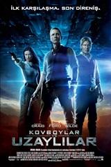 Kovboylar ve Uzaylılar (2011) Film indir