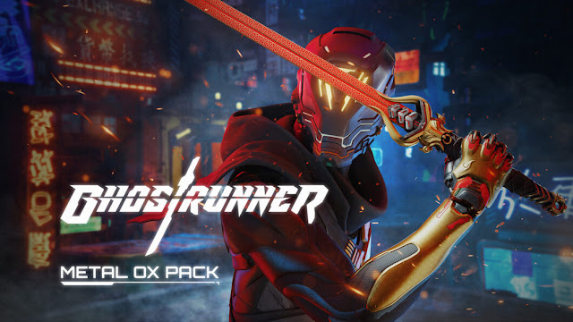New Ghostruner Metal Ox Pack DLC out now - Brings two new free Game Modes | TechNeg