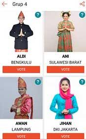 Cara Vote Lida Duta Liga Dangdut Shopee 2021
