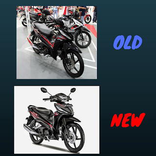 Perbedaan Honda Revo X dengan model sebelumnya