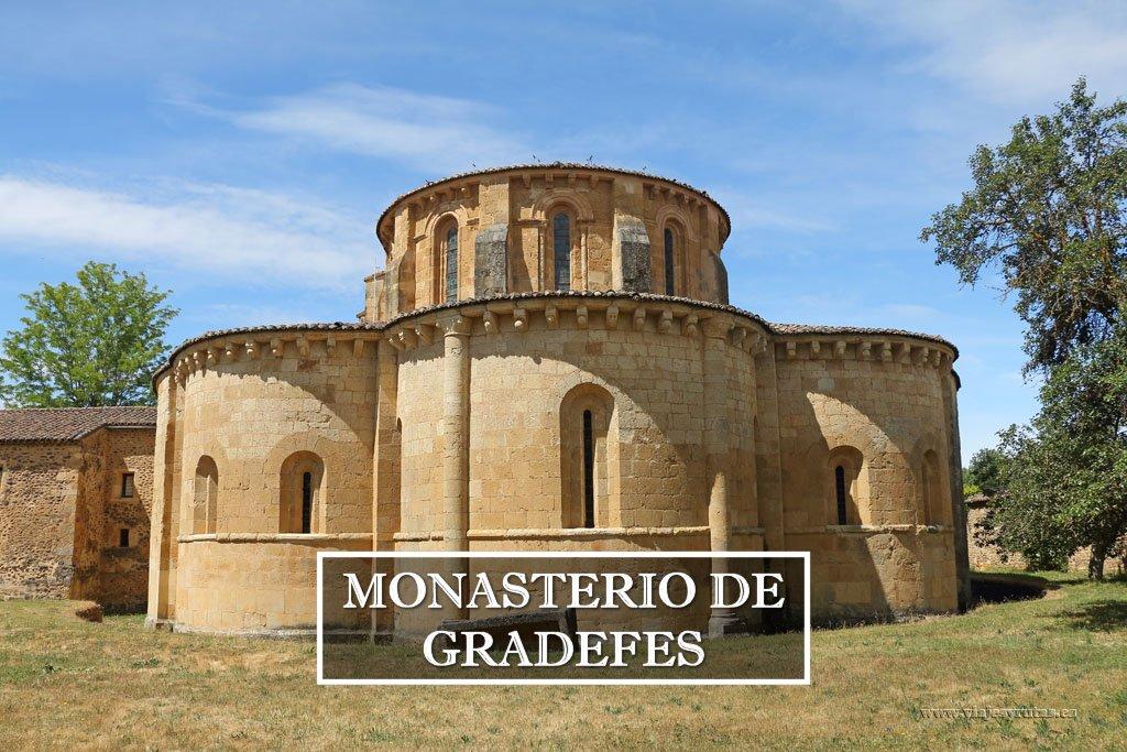 Monasterio de Gradefes, joya del Císter en León