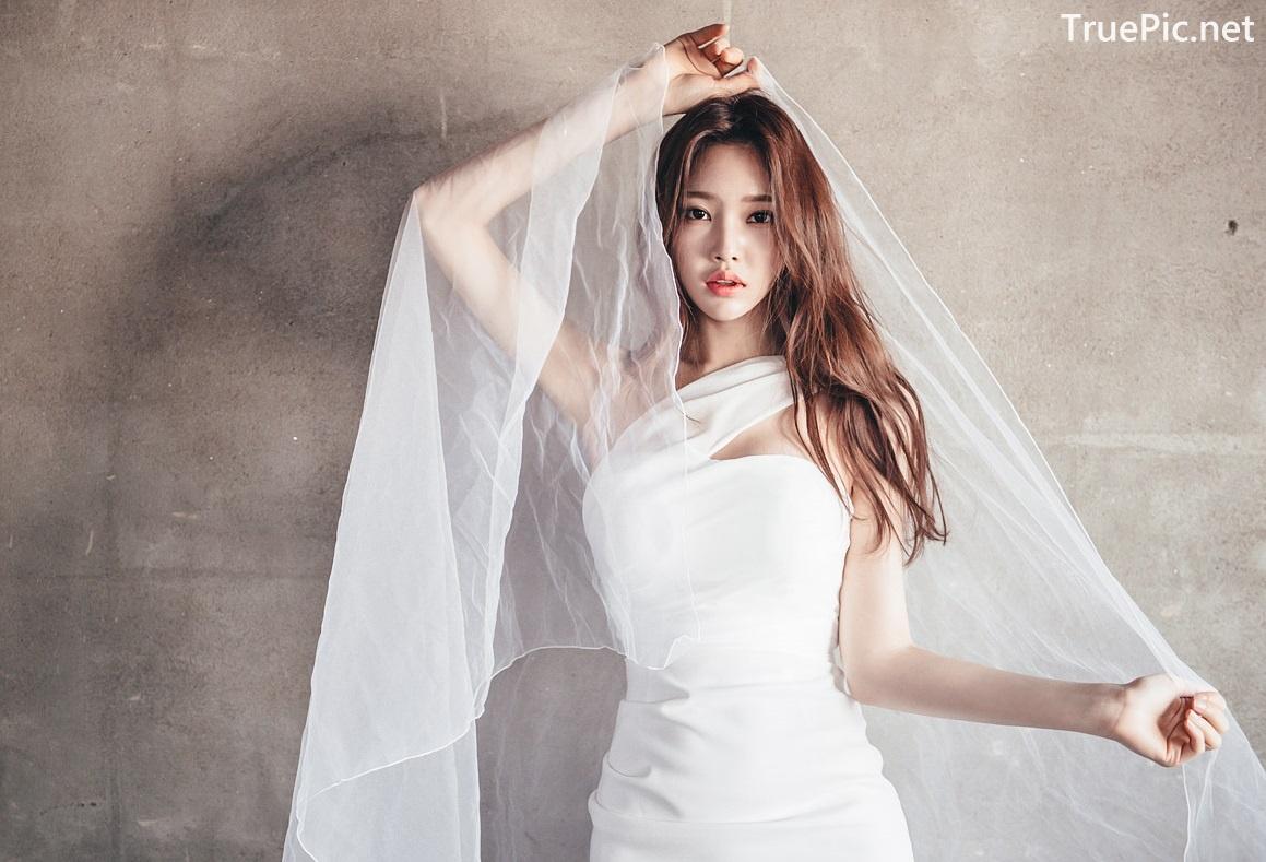 Image Korean Fashion Model - Park Jung Yoon - Wedding Dress Set - TruePic.net - Picture-9
