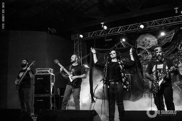Pain of Soul - O SUBSOLO - Cobertura Otacílio Rock Festival 2019 - 13ª Edição