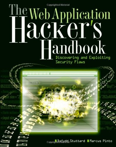 Preview : Web App Hacker's Handbook 2nd Edition !