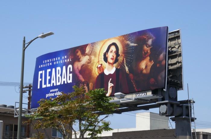 Fleabag season 2 Emmy consideration billboard