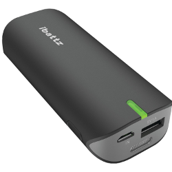 ibattz Vogue Battstation - Portable Smartphone and Tablet Charger - 5600mAh - image