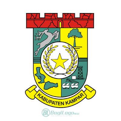 Kabupaten Kampar Logo Vector