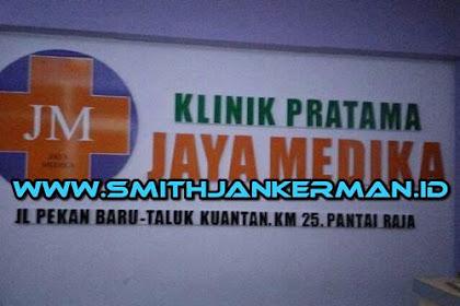 Lowongan Kerja Klinik Pratama Jaya Medika Pekanbaru Februari 2018