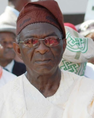 governor fashola father is dead
