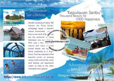 contoh iklan wisata travel agency