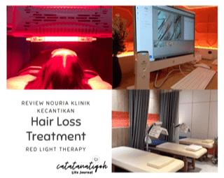 NOURIA HAIR LOSS TREATMENT