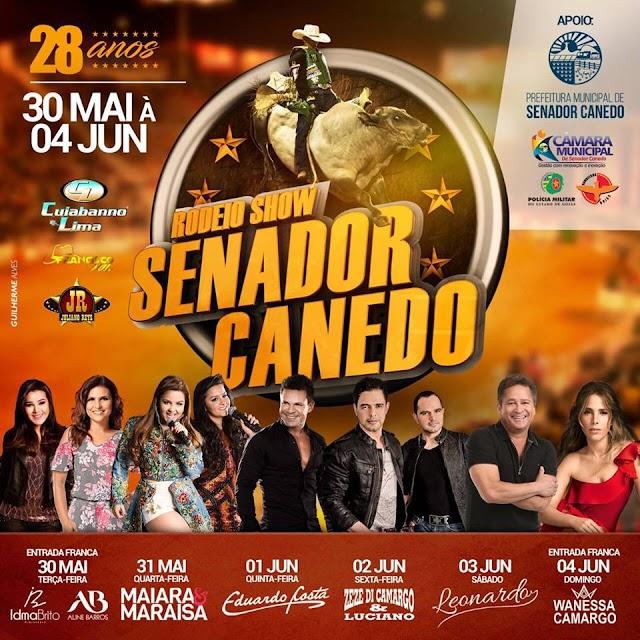 Rodeio Show de Senador Canedo 2017