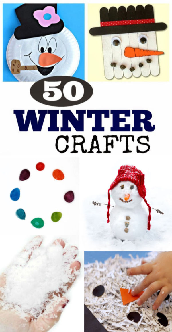 Fun & creative winter craft activities for kids including science experiments and recipes for snow. #wintercrafts #wintercraftsforkids #winteractivities #winterartprojectsforkids #winterscienceexperiments #kidswintercrafts #snowcrafts #snowactivitiesforpreschool #growingajeweledrose #activitiesforkids
