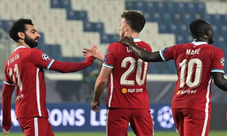 ليفربول ضد لايبزج