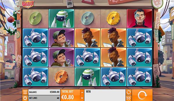 Main Slot Gratis Indonesia - Big Bot Crew (Quickspin)