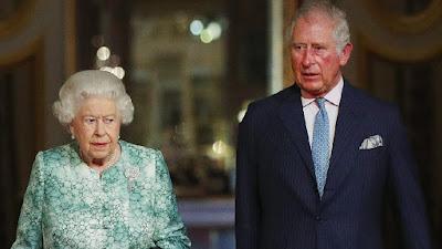 Príncipe Charles testou positivo para o novo Coronavírus