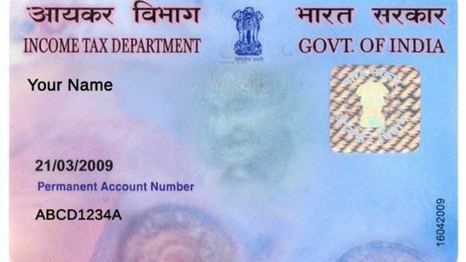 PAN Card Registration / Correction