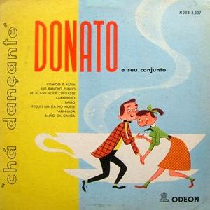 Discos para história #317: Chá Dançante, de Donato e Seu Conjunto (1956)
