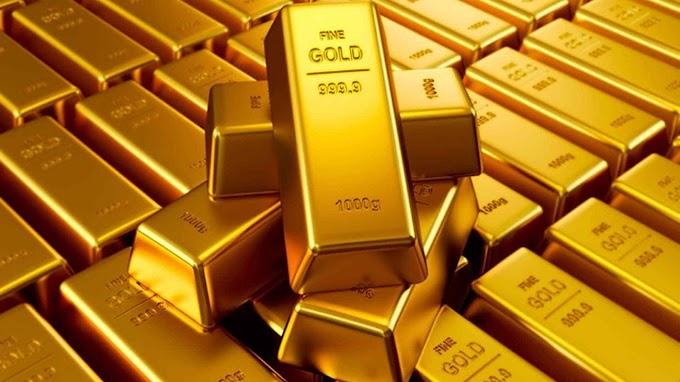 استقرار أسعار الذهب بعد ارتفاعه في خضم التوترات التاجرية بين أمريكا و الصين