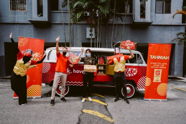 8 Lucky Winners Cele-Break The New Year with KITKAT Gold Bars, KitKat Gold, Lifestyle