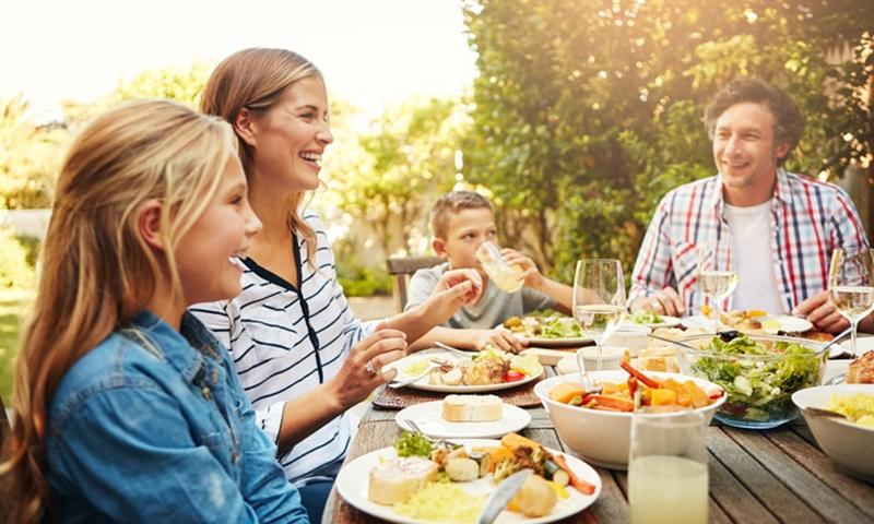 Anne yemeği yiyenler daha sağlıklı