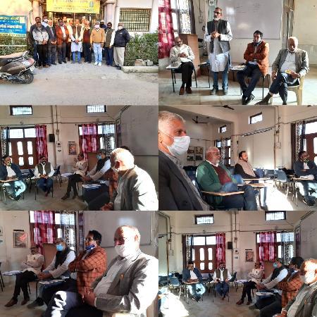 शाहपुरा संगठन यात्रा के दौरान अणुविभा के राष्ट्रीय अध्यक्ष ने कहा राष्ट्र के नैतिक उत्थान के लिए अणुव्रत आज भी प्रासंगिक