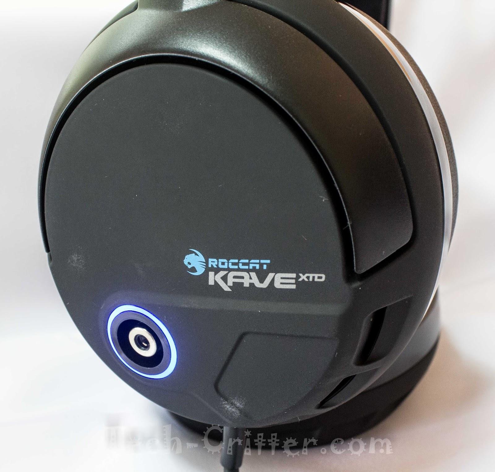 Unboxing & Review: Roccat Kave XTD 5.1 Digital Surround Sound Headset 67