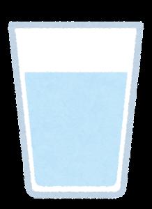 表面張力のイラスト1
