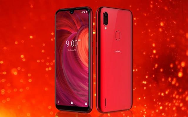 Lava Z71 smartphone