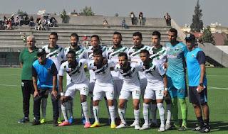 ملخص مباراة اولمبيك خريبكة ويوسفية برشيد اليوم الاربعاء 27-3-2019 في الدوري المغربي