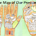 Complete Map of Our Pressure Points in Our Hands and Feet!