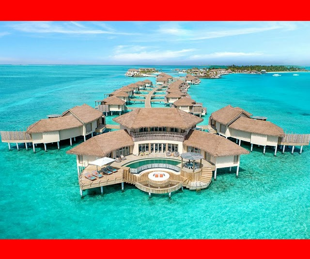maldives resort offers online