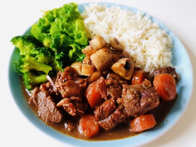 Articole culinare : Beef Bourguignon