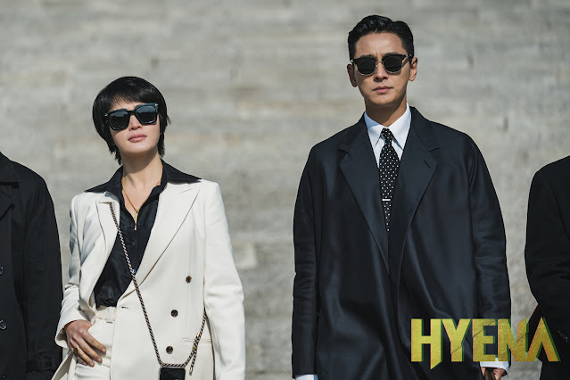 Drama Korea Hyena 2020