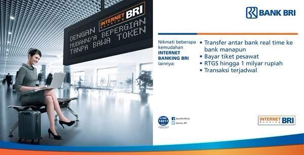 Cara Membuat Akun Internet Banking BRI (BRI IB)