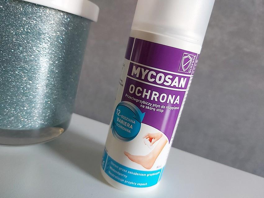 MYCOSAN ochrona przeciwgrzybiczy spray do stóp