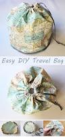 Easy DIY Travel Bag Tutorial