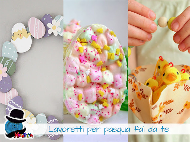 Lavoretti Per Pasqua Fai Da Te Kreattivablog