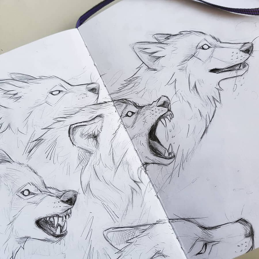 09-The-wolf-pack-Kleevia-www-designstack-co
