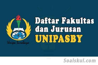 Daftar Fakultas Dan Jurusan UNIPASBY Surabaya 2020 (TERBARU)