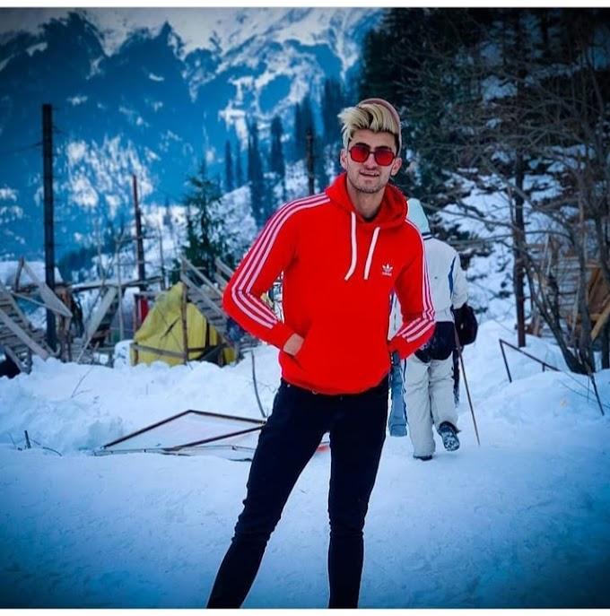 Anas Pathan Biography - Delhisehu You Tuber Anas pathan Wiki, Bio, Real Name, Height, Family, Net Worth, Lifestyle, Success Story