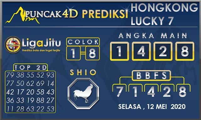 PREDIKSI TOGEL HONGKONG LUCKY 7 PUNCAK4D 12 MEI 2020