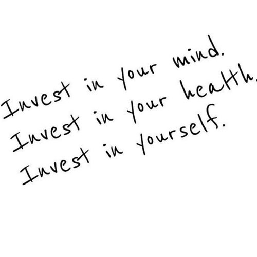 23 Self Love Quotes To Inspire You to Love Yourself More. Self Improvement Quotes via thenaturalside.com | invest in mind, health, yourself | #selfcare #selflove #beyou #mindful